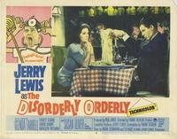 The Disorderly Orderly - 11 x 14 Movie Poster - Style H