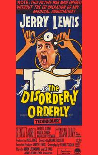 The Disorderly Orderly - 11 x 17 Movie Poster - Style C