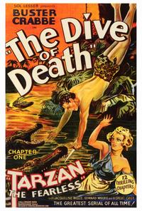 The Dive of Death - 27 x 40 Movie Poster - Style A