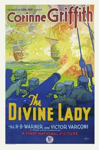 The Divine Lady - 11 x 17 Movie Poster - Style A