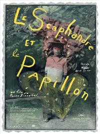 The Diving Bell and the Butterfly - 27 x 40 Movie Poster - French Style A