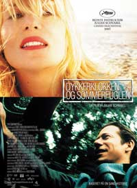 The Diving Bell and the Butterfly - 11 x 17 Movie Poster - Danish Style A