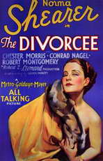 The Divorcee - 11 x 17 Movie Poster - Style A