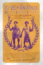 The Do-Deca-Pentathlon - 11 x 17 Movie Poster - Style A