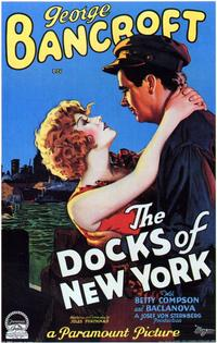 Docks of New York - 11 x 17 Movie Poster - Style A