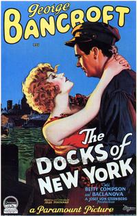 Docks of New York - 43 x 62 Movie Poster - Bus Shelter Style A