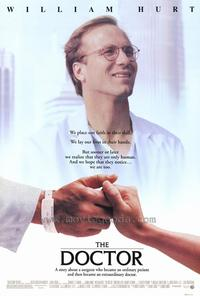 The Doctor - 43 x 62 Movie Poster - Bus Shelter Style A
