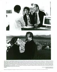 The Doctor - 8 x 10 B&W Photo #1