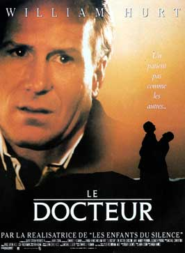 The Doctor - 11 x 17 Movie Poster - French Style A