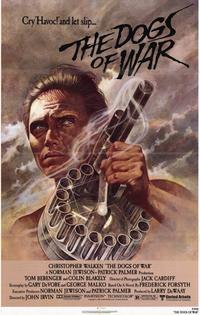 The Dogs of War - 11 x 17 Movie Poster - Style A