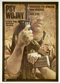 The Dogs of War - 11 x 17 Movie Poster - Polish Style A