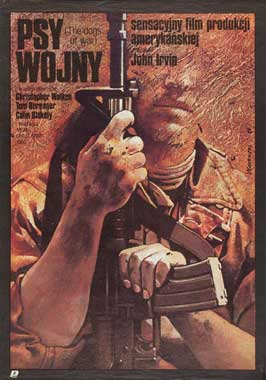 The Dogs of War - 27 x 40 Movie Poster - Polish Style A