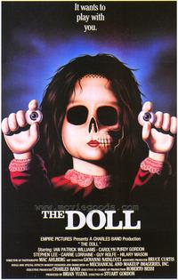 The Doll - 43 x 62 Movie Poster - Bus Shelter Style A