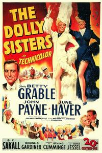 The Dolly Sisters - 11 x 17 Movie Poster - Style A