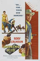 Domino Kid, The - 27 x 40 Movie Poster - Style A