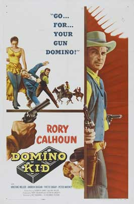 Domino Kid, The - 11 x 17 Movie Poster - Style A