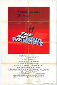 The Domino Principle - 11 x 17 Movie Poster - Style B