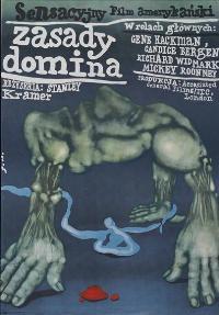 The Domino Principle - 27 x 40 Movie Poster - Polish Style A