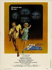 The Domino Principle - 11 x 17 Movie Poster - UK Style B