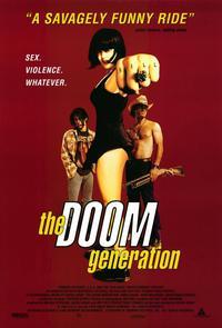 The Doom Generation - 11 x 17 Movie Poster - Style B