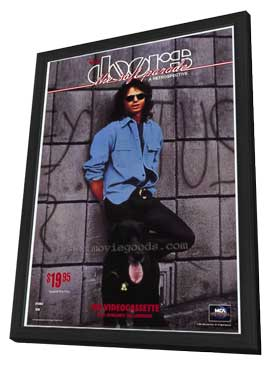The Doors - The Soft Parade - 27 x 40 Movie Poster - Style A - in Deluxe Wood Frame