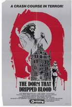 The Dorm That Dripped Blood - 27 x 40 Movie Poster - Style A