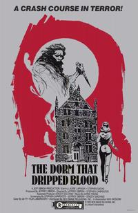 The Dorm That Dripped Blood - 11 x 17 Movie Poster - Style A