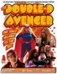 The Double-D Avenger - 11 x 14 Movie Poster - Style A
