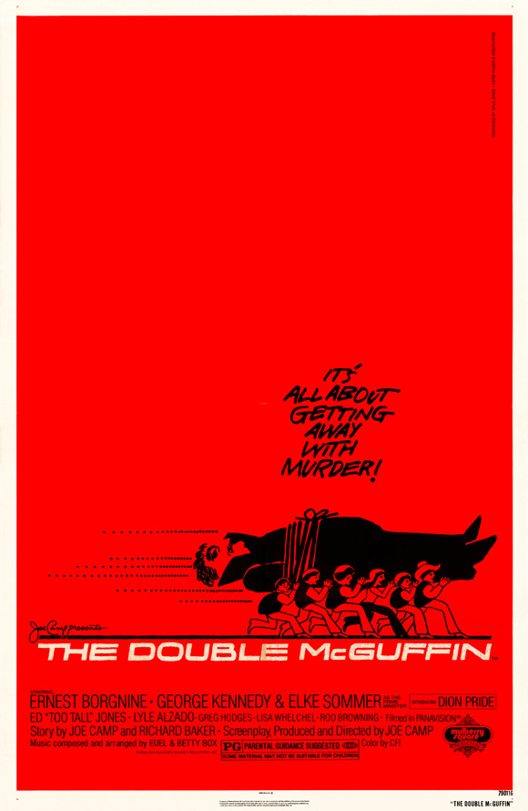 The Double McGuffin Movie Posters From Movie Poster Shop