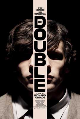 The Double - 11 x 17 Movie Poster - Style A