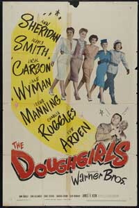 The Doughgirls - 11 x 17 Movie Poster - Style A