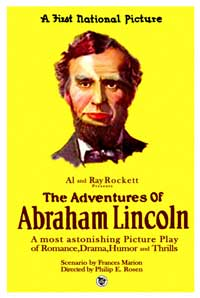 Dramatic Life of Abraham Lincoln, The - 11 x 17 Movie Poster - Style A