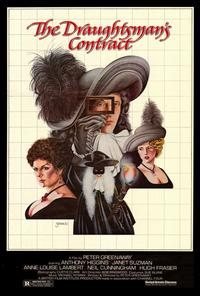 The Draughtsman's Contract - 27 x 40 Movie Poster - Style A