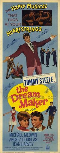 The Dream Maker - 14 x 36 Movie Poster - Insert Style A