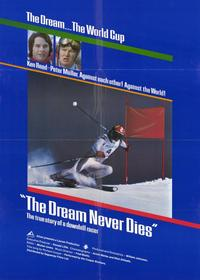 The Dream Never Dies - 11 x 17 Movie Poster - Style A