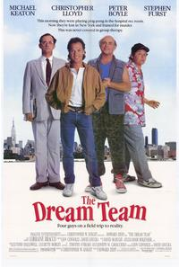 The Dream Team - 11 x 17 Movie Poster - Style A