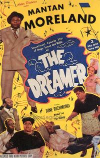 The Dreamer - 27 x 40 Movie Poster - Style A
