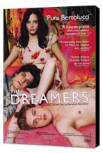 The Dreamers - 11 x 17 Movie Poster - Style A - Museum Wrapped Canvas