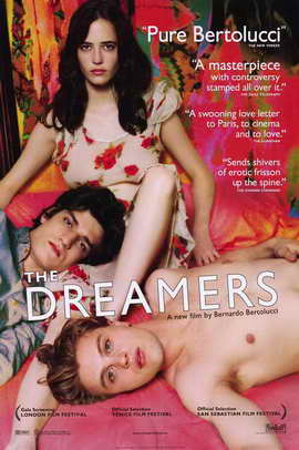 The Dreamers - 11 x 17 Movie Poster - Style A