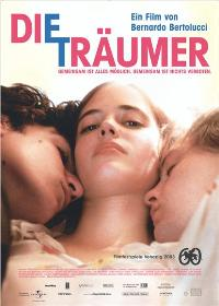 The Dreamers - 27 x 40 Movie Poster - German Style A