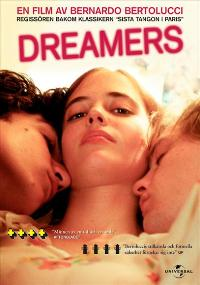The Dreamers - 11 x 17 Movie Poster - Swedish Style A