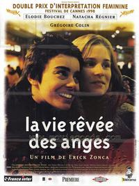 The Dreamlife of Angels - 47 x 62 Movie Poster - French Style A