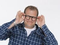The Drew Carey Show - 8 x 10 B&W Photo #4