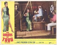 Drums of Tabu - 11 x 14 Movie Poster - Style E