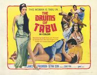 Drums of Tabu - 11 x 14 Movie Poster - Style A