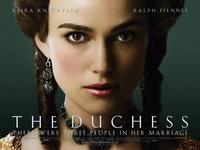 The Duchess - 11 x 14 Poster UK Style A