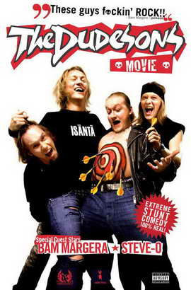 The Dudesons Movie - 11 x 17 Movie Poster - Style A