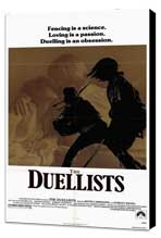 The Duellists - 27 x 40 Movie Poster - Style A - Museum Wrapped Canvas