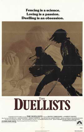 The Duellists - 11 x 17 Movie Poster - Style A
