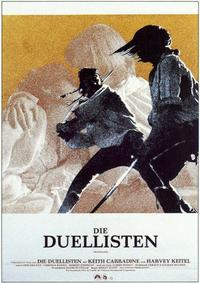 The Duellists - 11 x 17 Movie Poster - German Style A